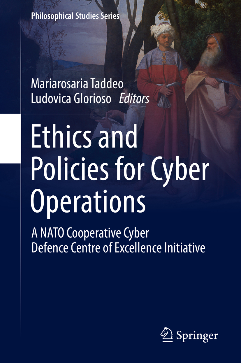 Glorioso, Ludovica - Ethics and Policies for Cyber Operations, ebook
