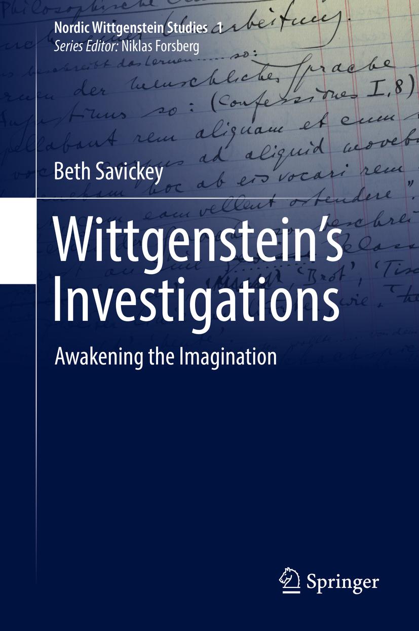 Savickey, Beth - Wittgenstein's Investigations, ebook