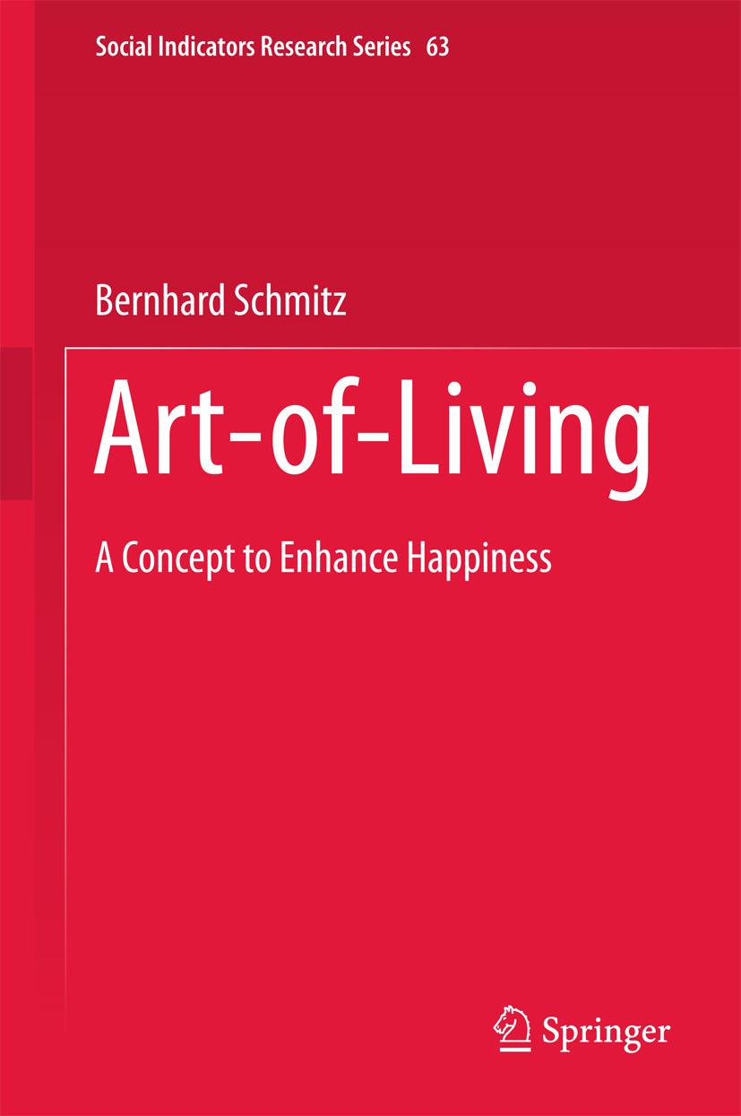 Schmitz, Bernhard - Art-of-Living, ebook