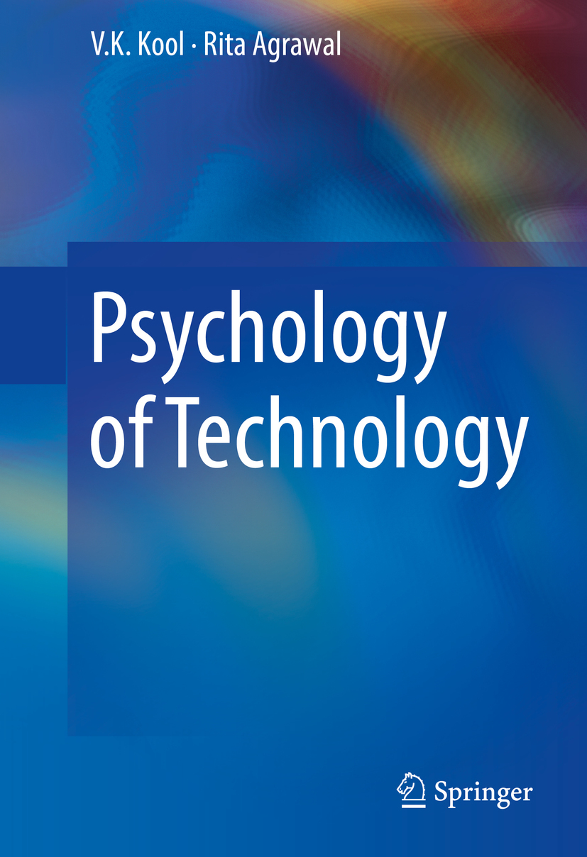 Agrawal, Rita - Psychology of Technology, ebook