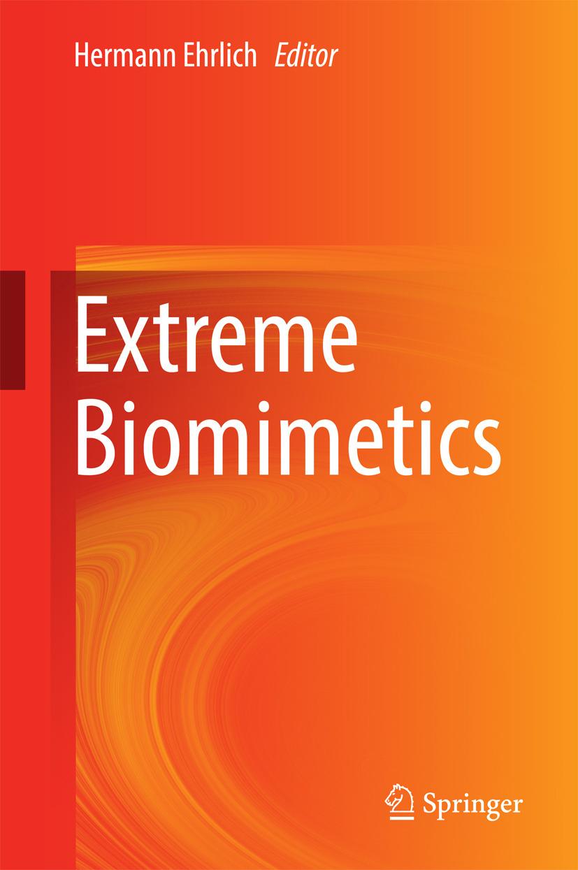 Ehrlich, Hermann - Extreme Biomimetics, e-bok