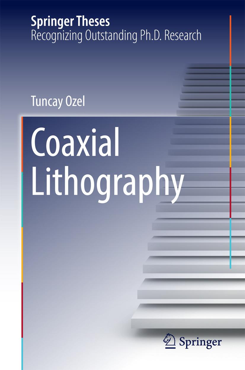 Ozel, Tuncay - Coaxial Lithography, ebook
