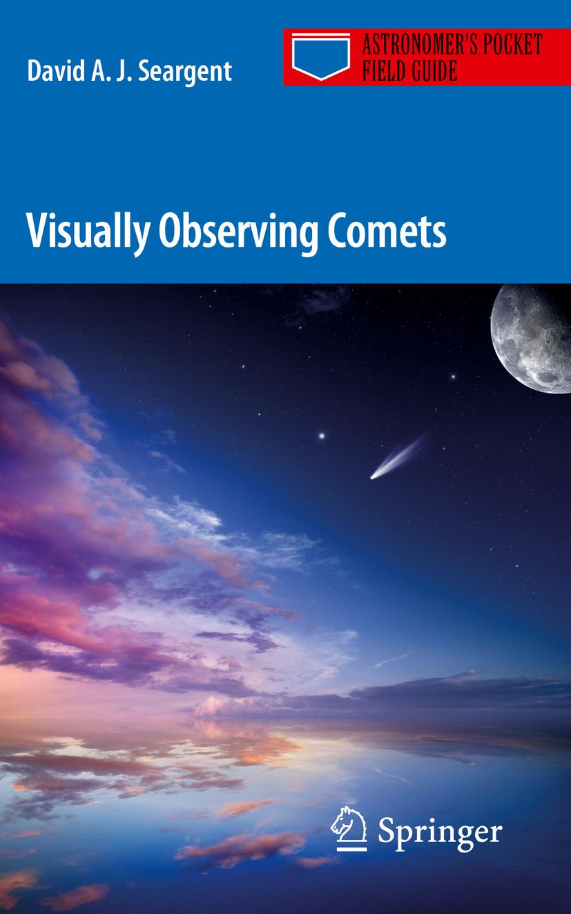 Seargent, David A. J. - Visually Observing Comets, ebook