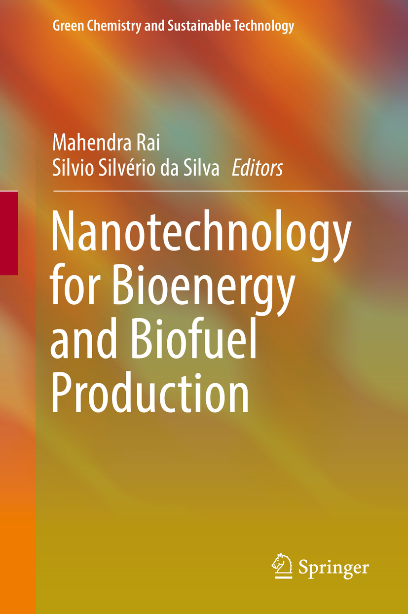 Rai, Mahendra - Nanotechnology for Bioenergy and Biofuel Production, ebook