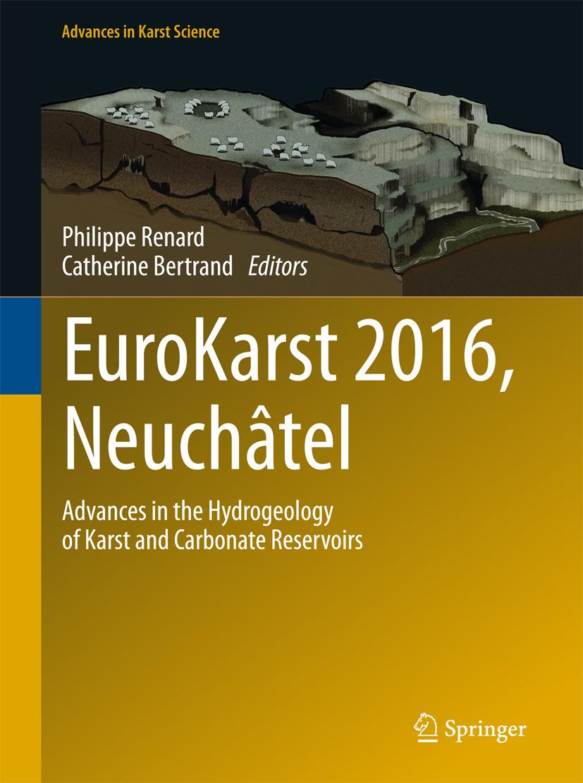 Bertrand, Catherine - EuroKarst 2016, Neuchâtel, ebook