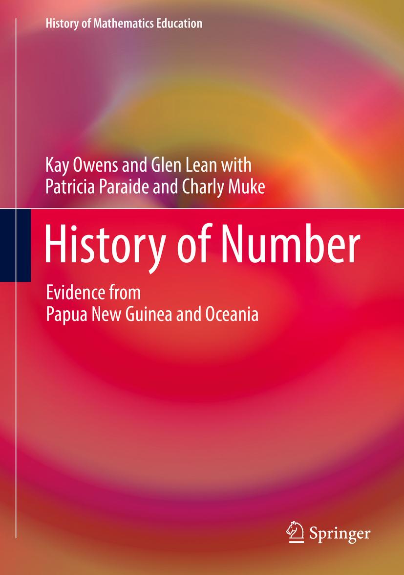 Lean, Glen - History of Number, ebook