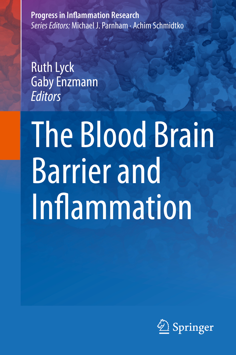 Enzmann, Gaby - The Blood Brain Barrier and Inflammation, ebook