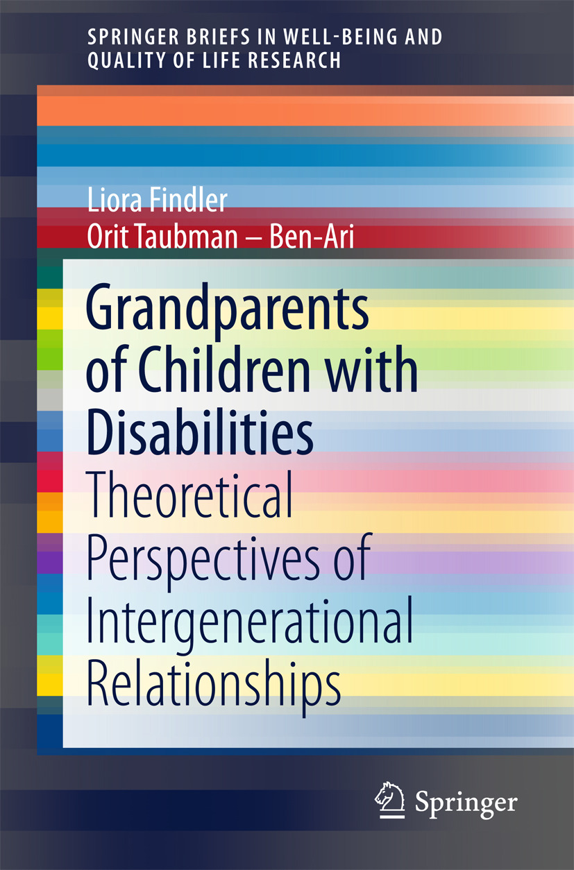 Ben-Ari, Orit Taubman – - Grandparents of Children with Disabilities, ebook