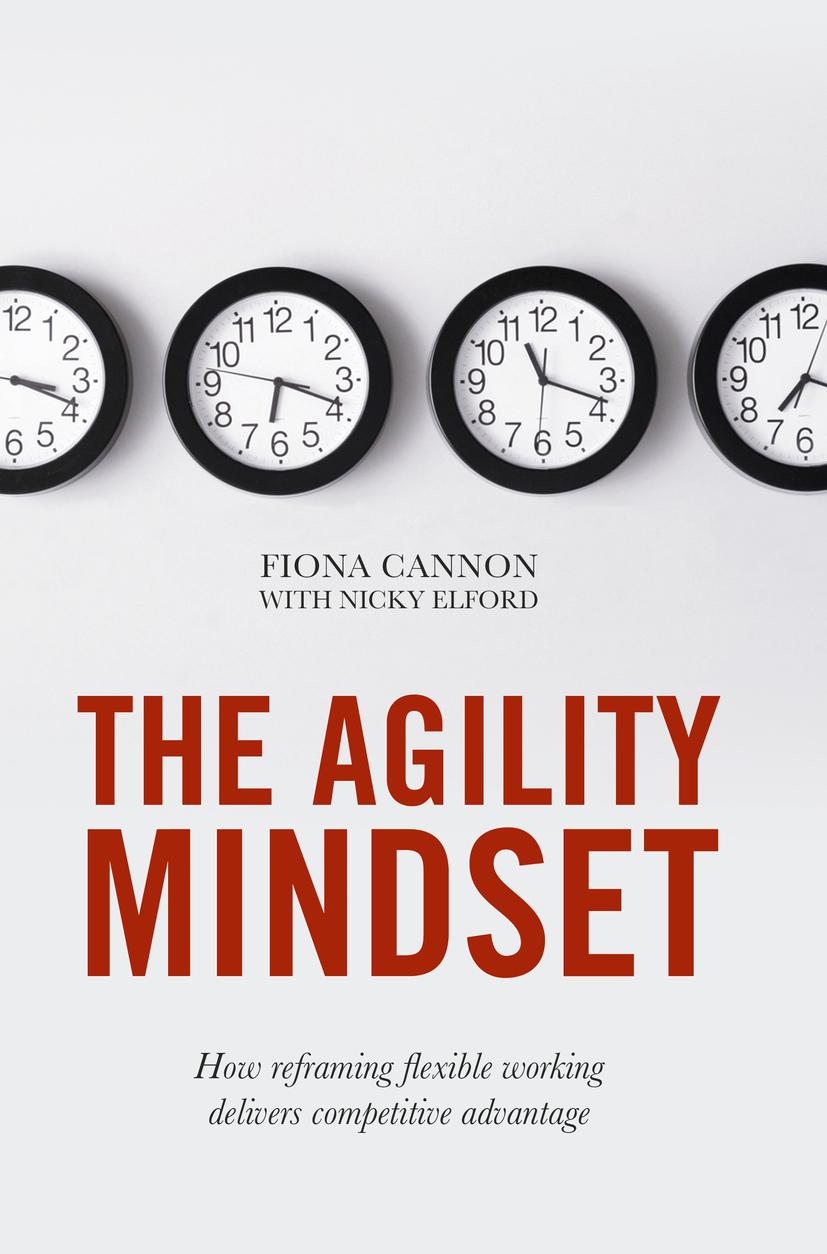 Cannon, Fiona - The Agility Mindset, ebook