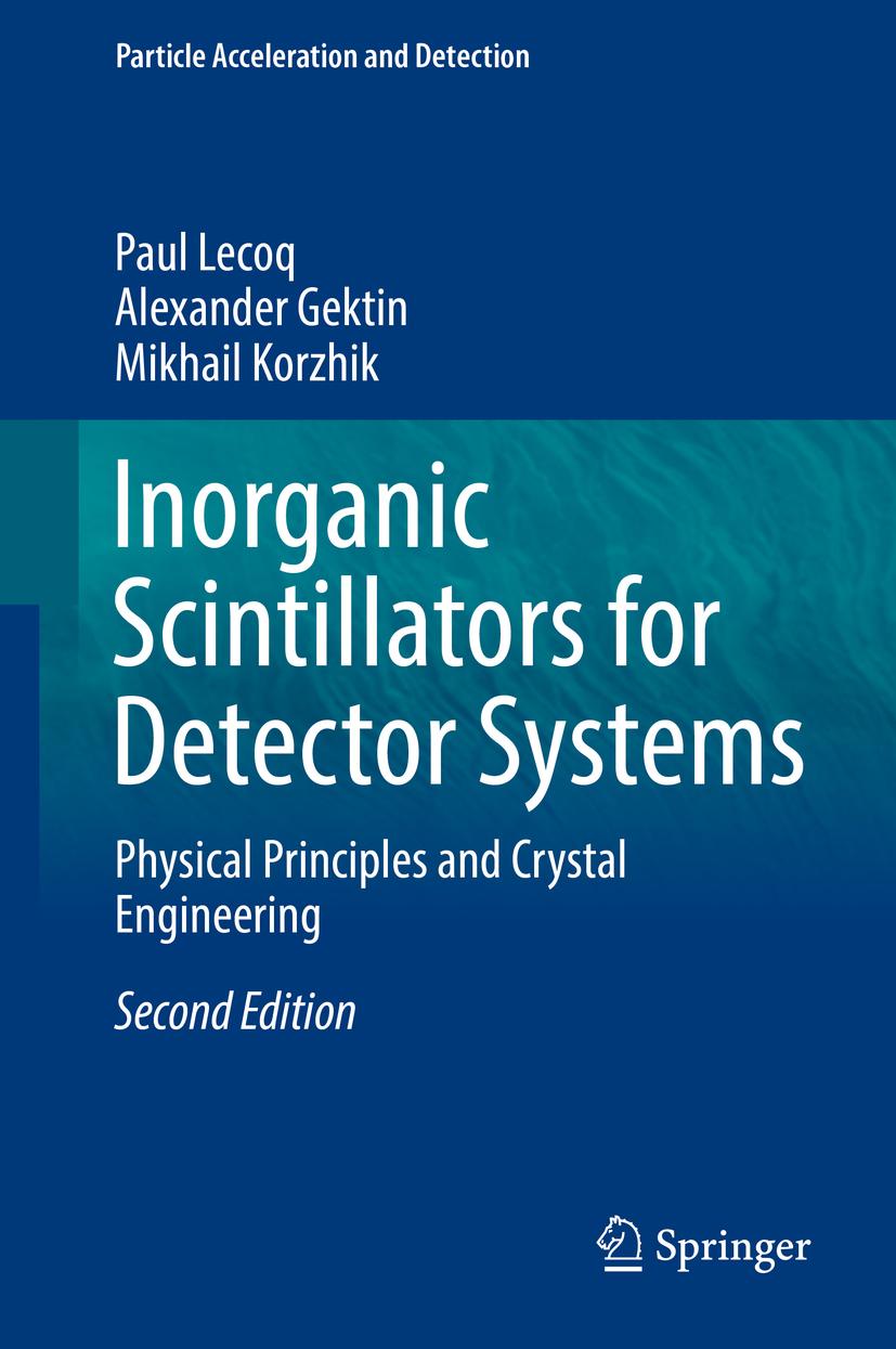 Gektin, Alexander - Inorganic Scintillators for Detector Systems, ebook