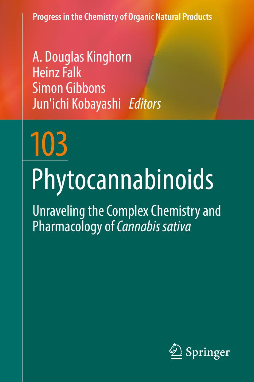 Falk, Heinz - Phytocannabinoids, ebook