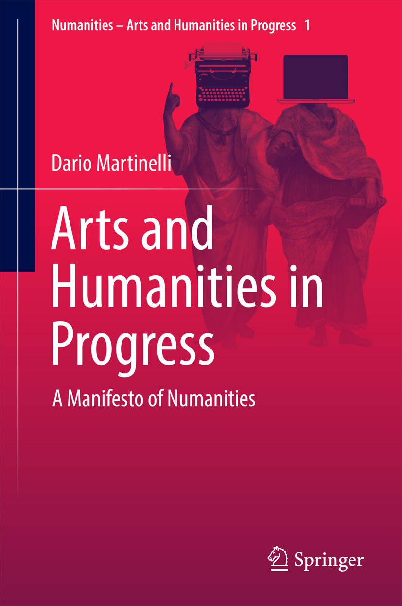 Martinelli, Dario - Arts and Humanities in Progress, ebook