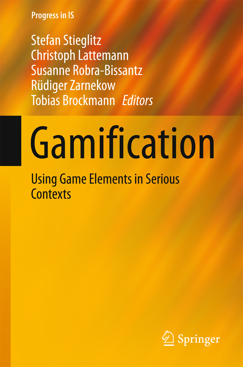 Brockmann, Tobias - Gamification, ebook