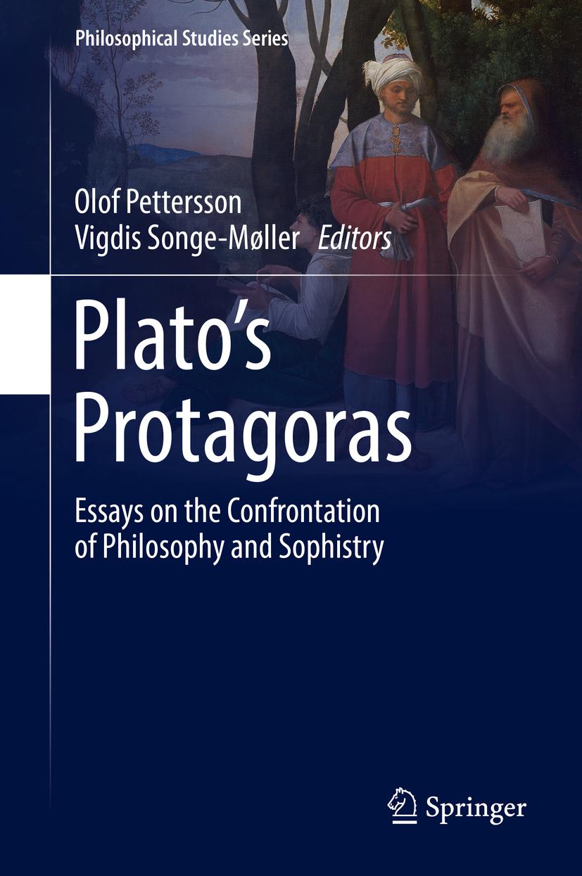 Pettersson, Olof - Plato's Protagoras, ebook