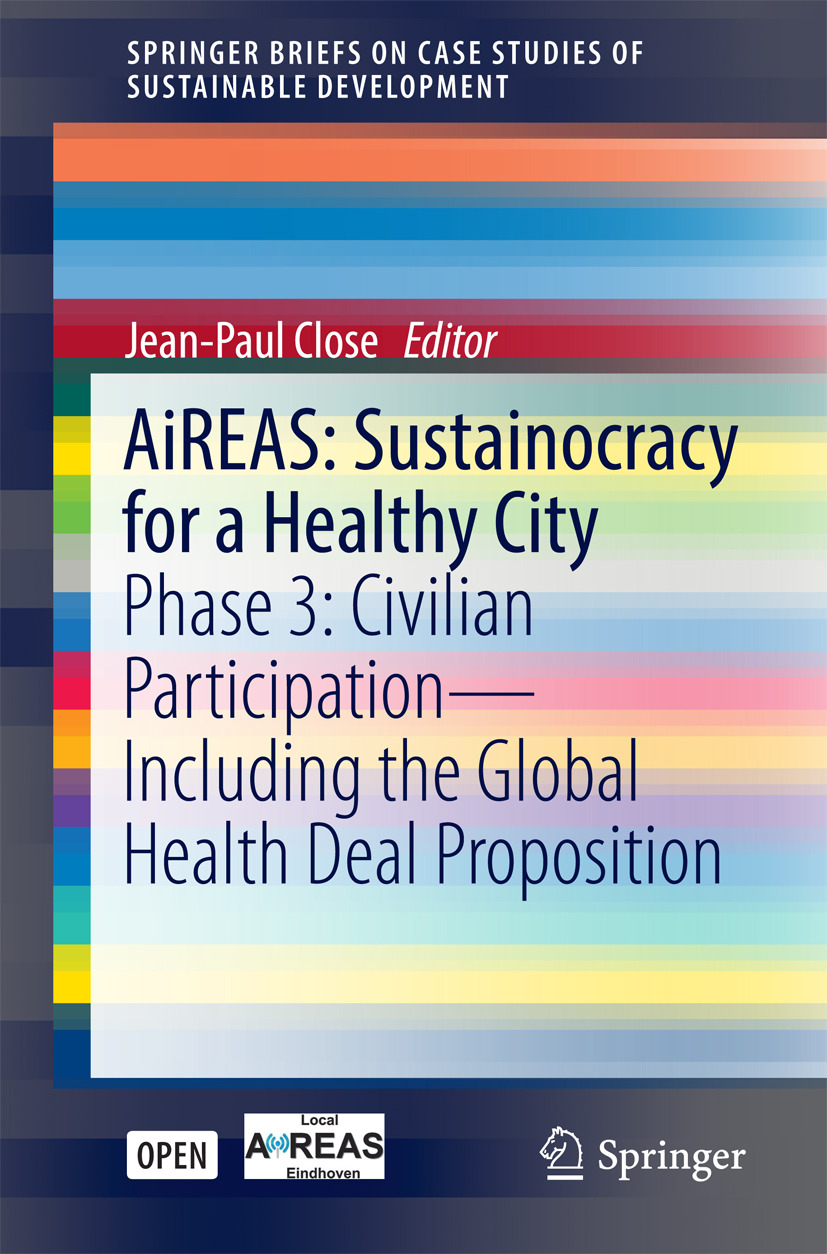 Close, Jean-Paul - AiREAS: Sustainocracy for a Healthy City, ebook