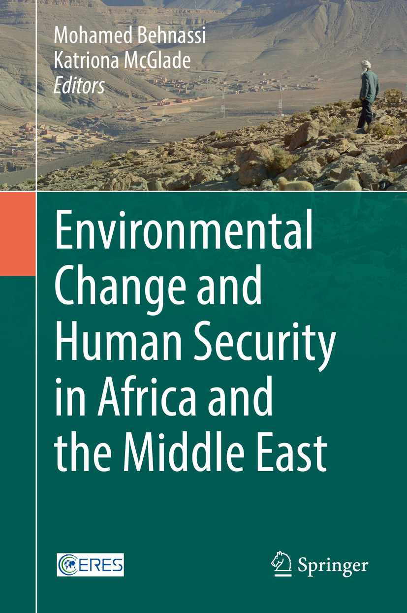 Behnassi, Mohamed - Environmental Change and Human Security in Africa and the Middle East, ebook