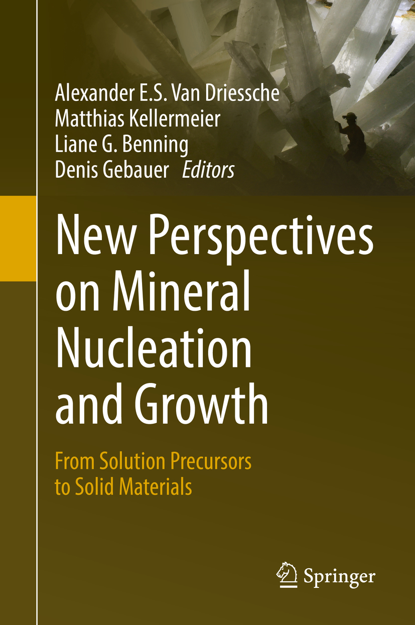 Benning, Liane G. - New Perspectives on Mineral Nucleation and Growth, ebook