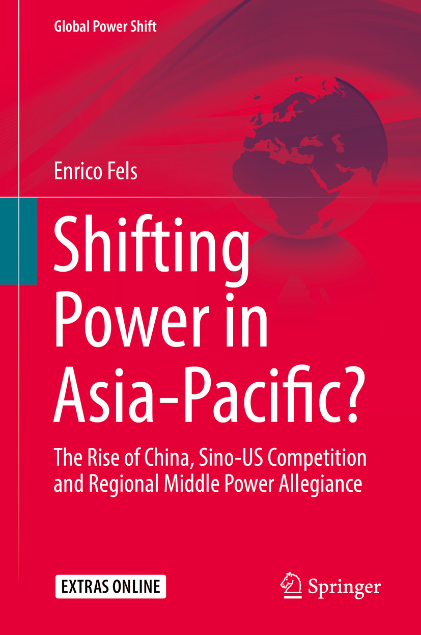 Fels, Enrico - Shifting Power in Asia-Pacific?, ebook