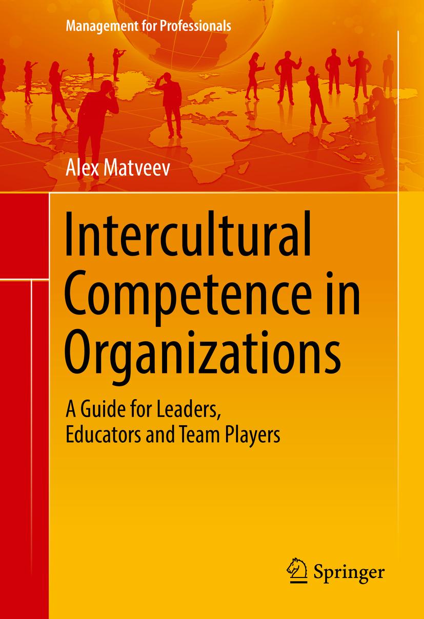 Matveev, Alex - Intercultural Competence in Organizations, ebook