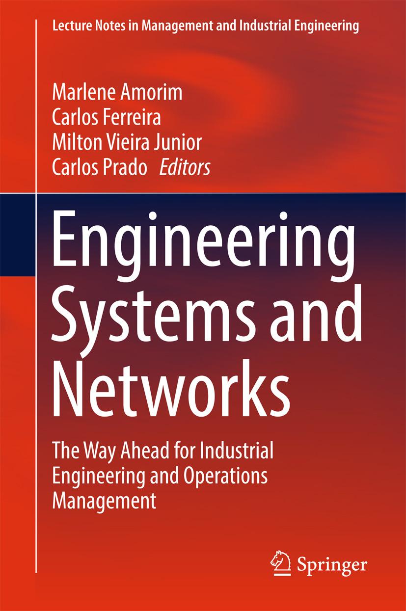 Amorim, Marlene - Engineering Systems and Networks, ebook