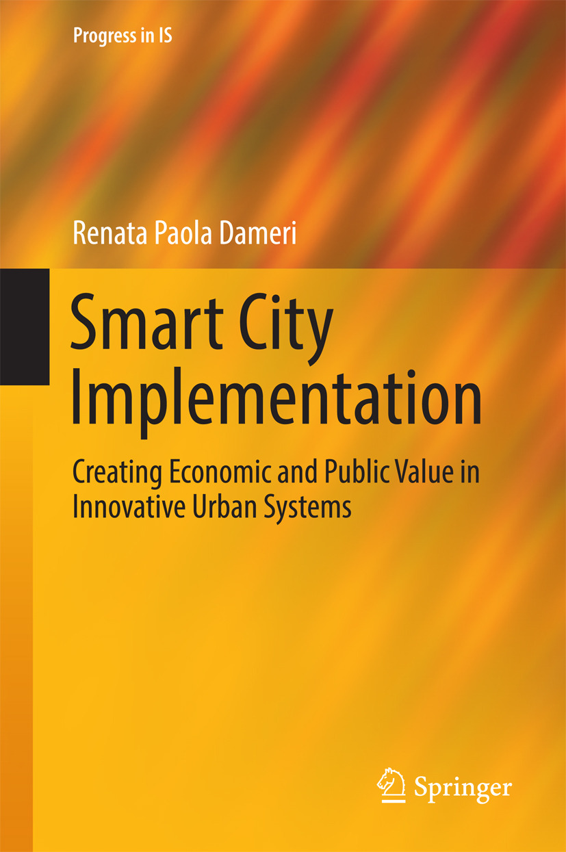 Dameri, Renata Paola - Smart City Implementation, ebook