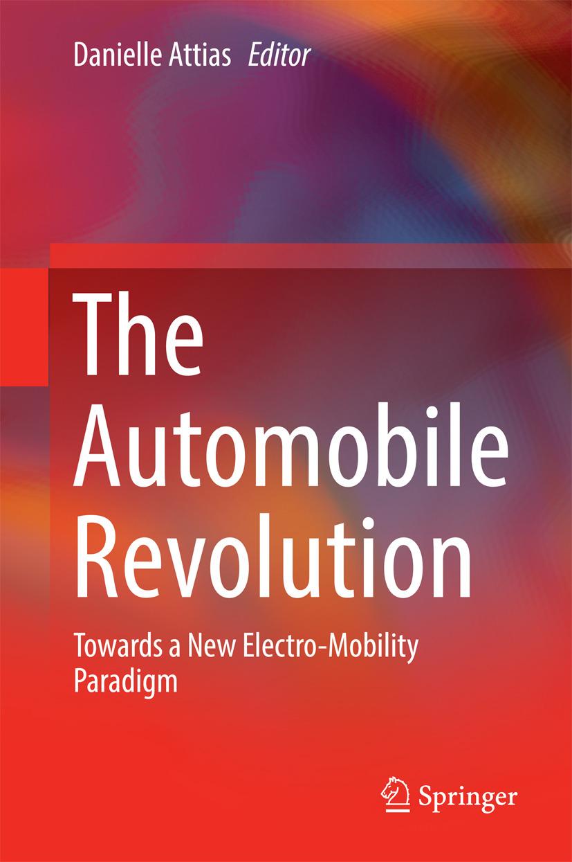 Attias, Danielle - The Automobile Revolution, ebook