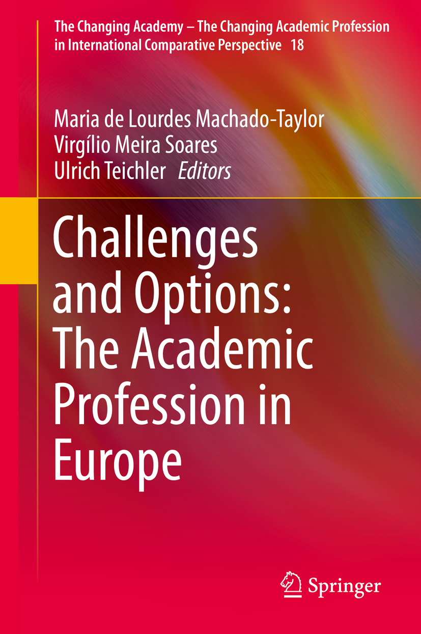 Machado-Taylor, Maria de Lourdes - Challenges and Options: The Academic Profession in Europe, ebook