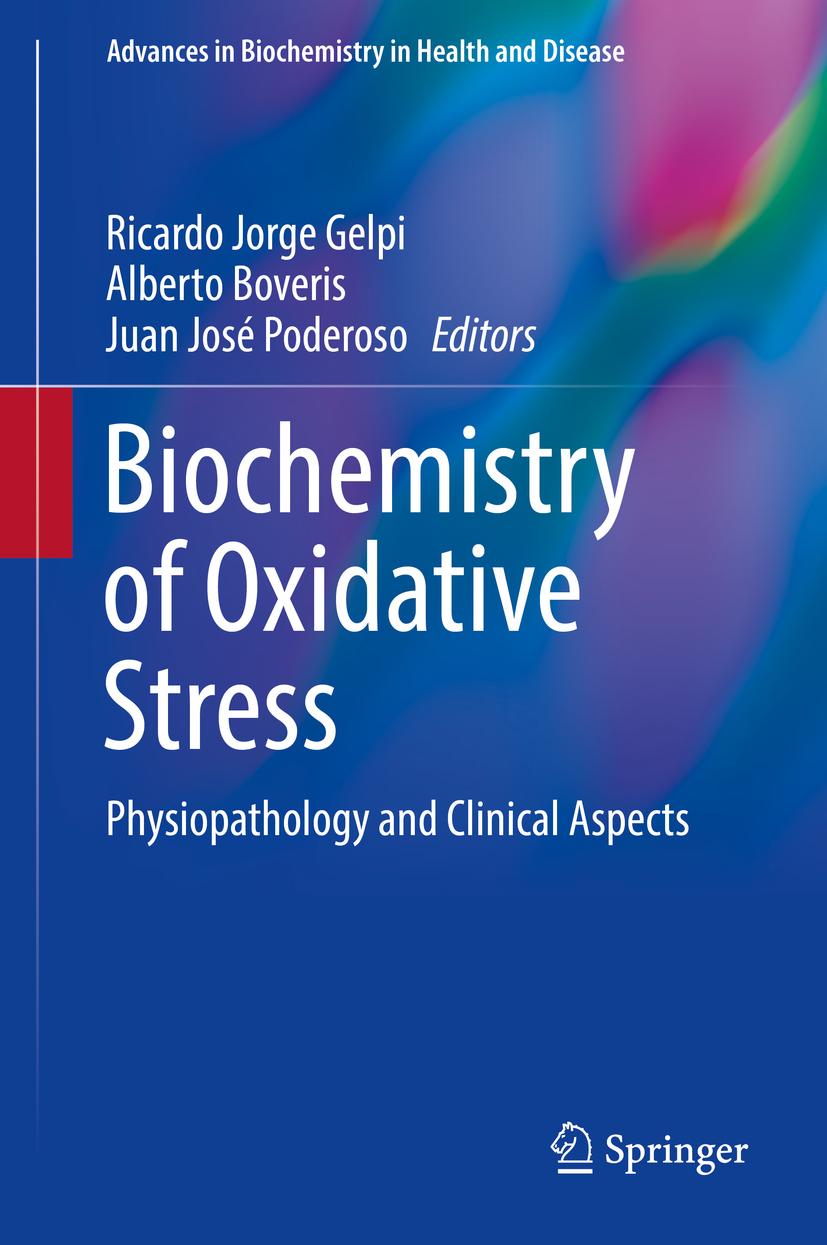 Boveris, Alberto - Biochemistry of Oxidative Stress, ebook