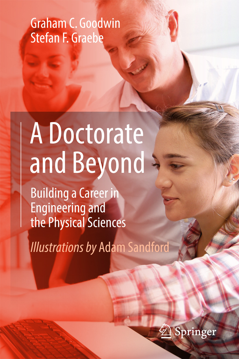 Goodwin, Graham C. - A Doctorate and Beyond, ebook