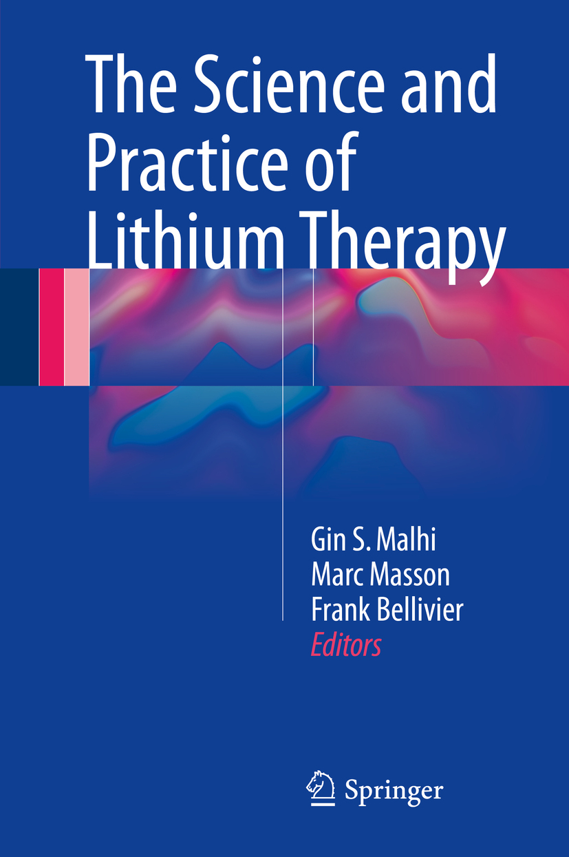 Bellivier, Frank - The Science and Practice of Lithium Therapy, ebook