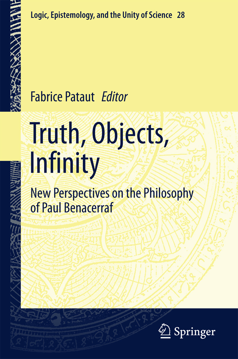 Pataut, Fabrice - Truth, Objects, Infinity, ebook