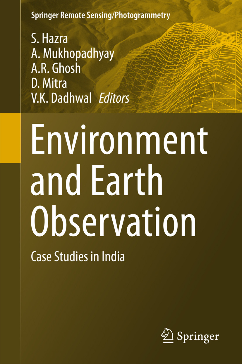 Dadhwal, V. K. - Environment and Earth Observation, ebook