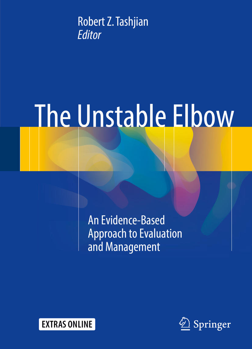 Tashjian, Robert Z. - The Unstable Elbow, ebook