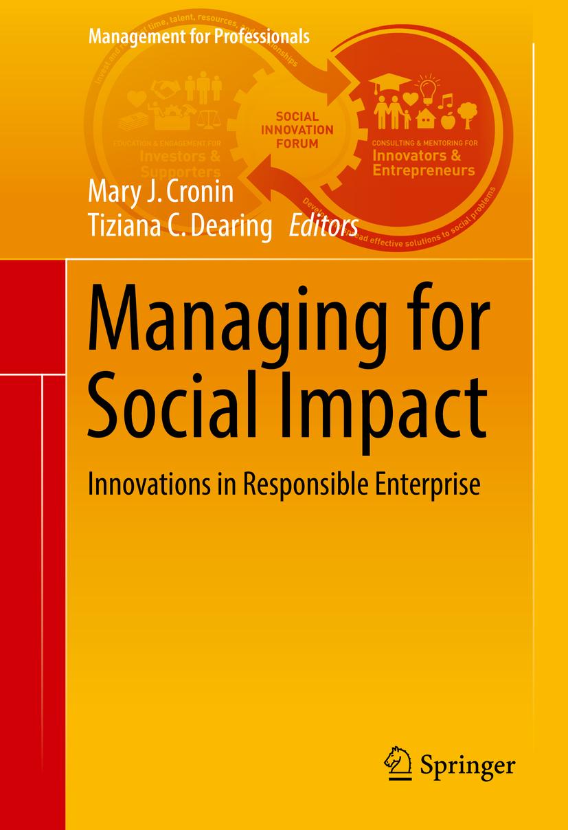 Cronin, Mary J. - Managing for Social Impact, ebook