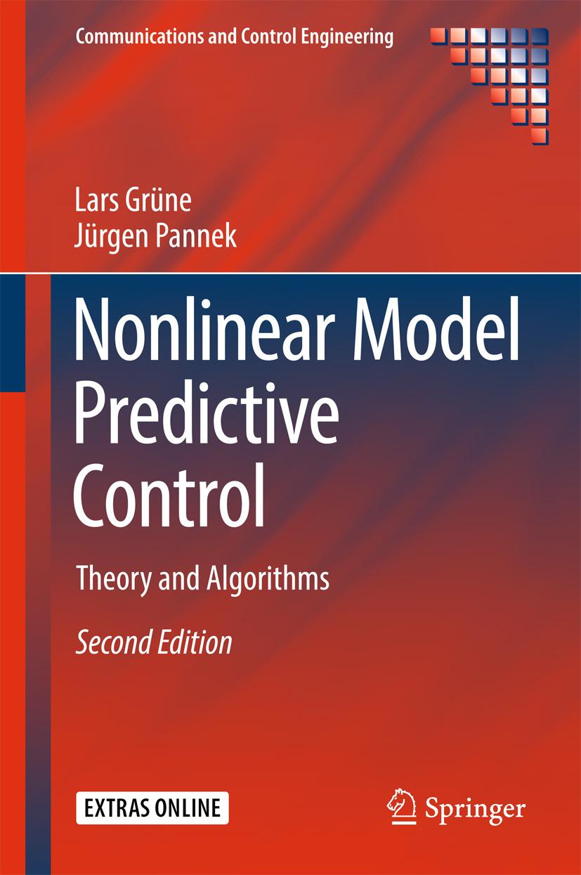 Grüne, Lars - Nonlinear Model Predictive Control, ebook