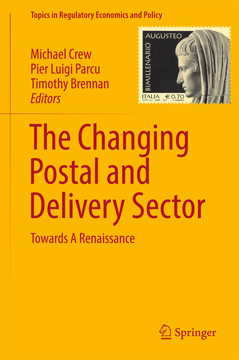 Brennan, Timothy - The Changing Postal and Delivery Sector, ebook