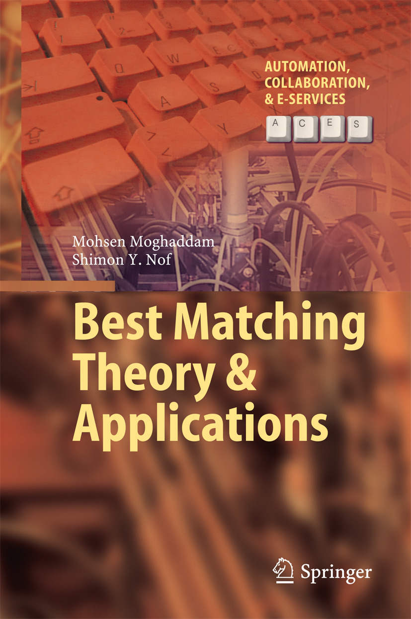Moghaddam, Mohsen - Best Matching Theory & Applications, ebook