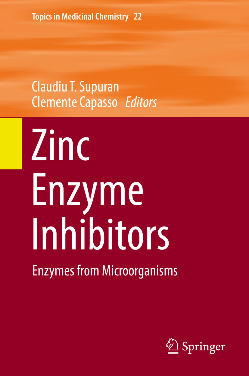 Capasso, Clemente - Zinc Enzyme Inhibitors, e-kirja