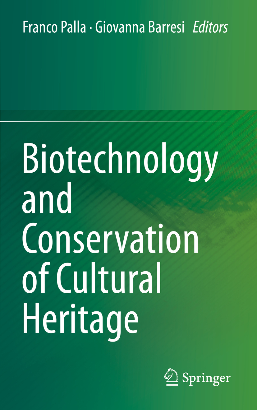 Barresi, Giovanna - Biotechnology and Conservation of Cultural Heritage, ebook
