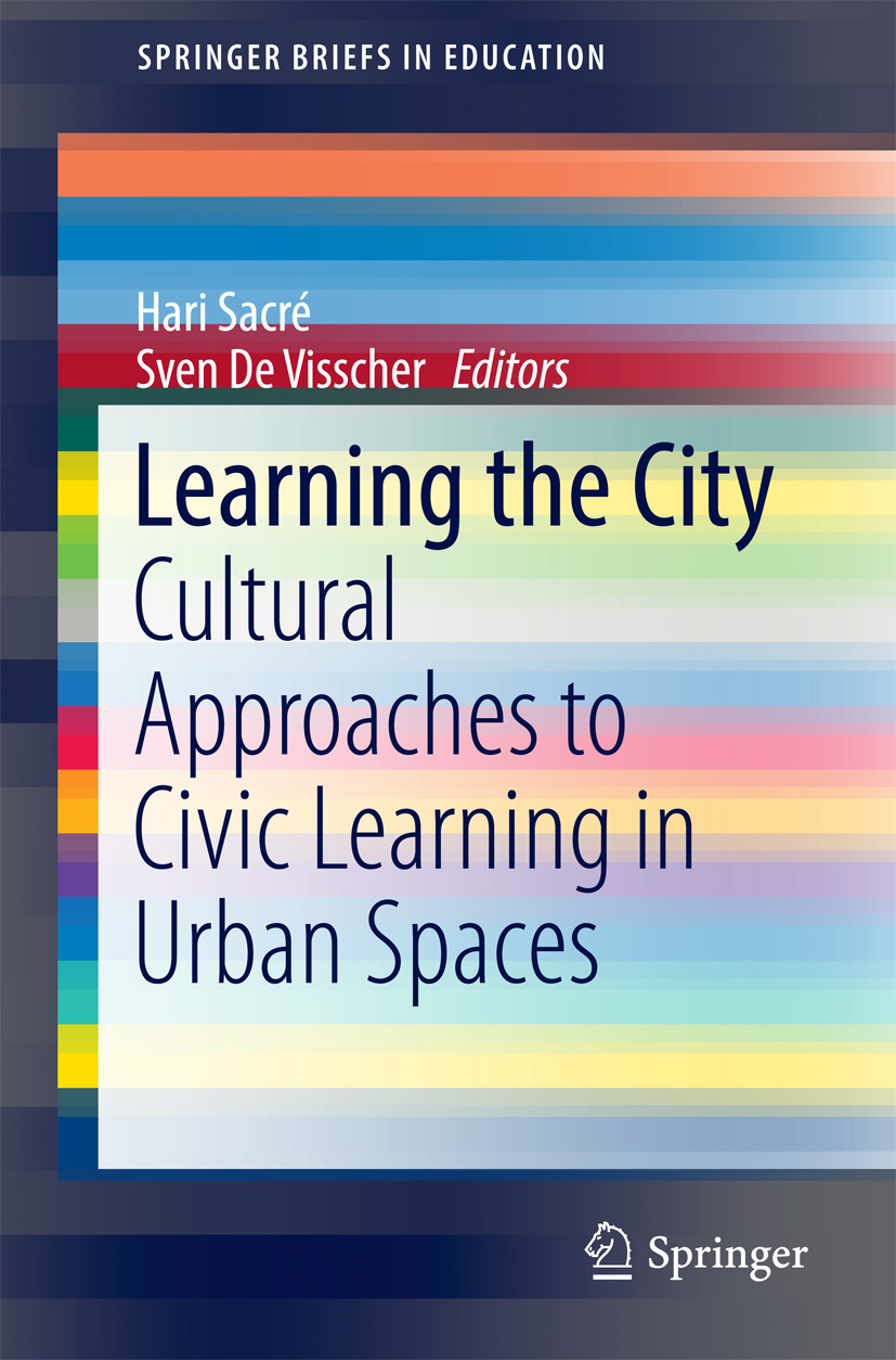 Sacré, Hari - Learning the City, ebook