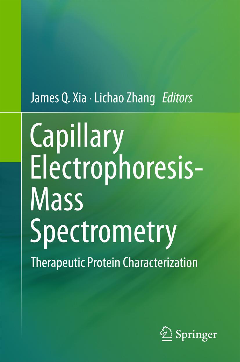 Xia, James Q. - Capillary Electrophoresis-Mass Spectrometry, ebook
