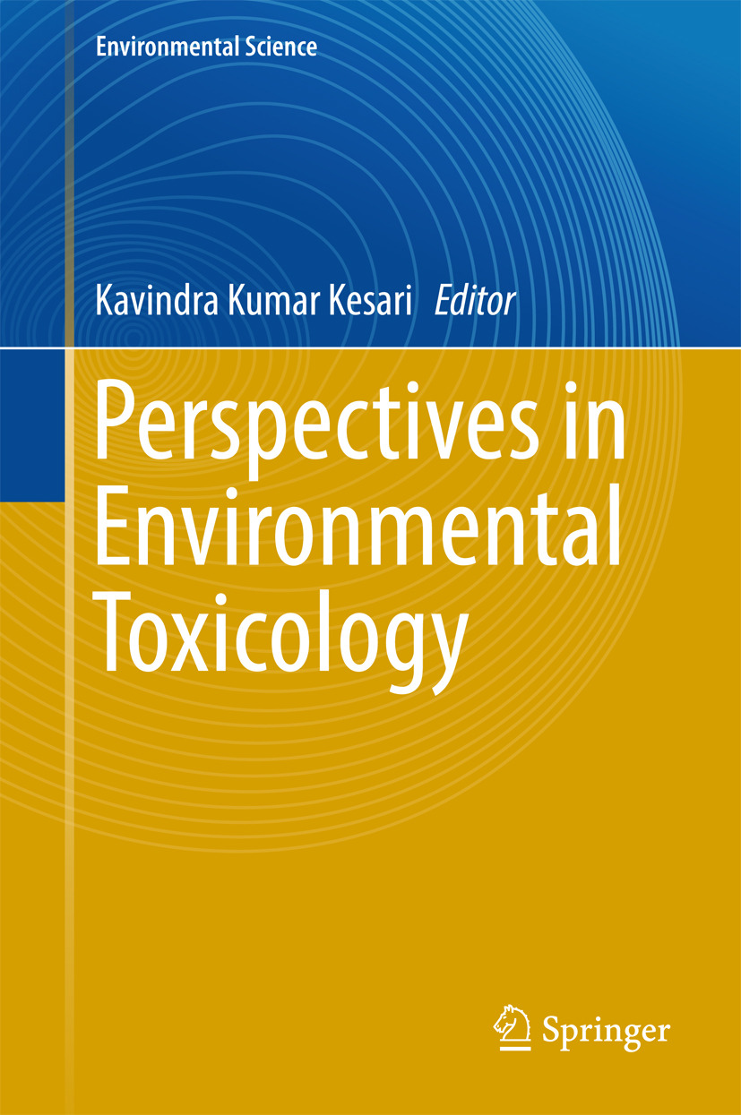 Kesari, Kavindra Kumar - Perspectives in Environmental Toxicology, ebook
