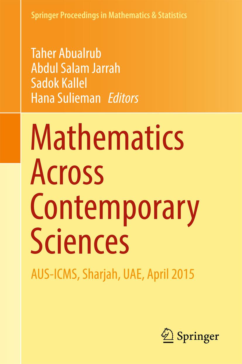 Abualrub, Taher - Mathematics Across Contemporary Sciences, ebook