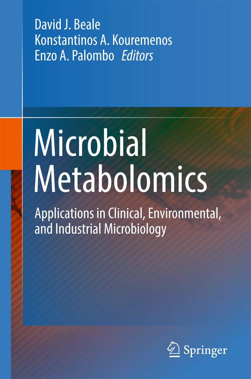 Beale, David J. - Microbial Metabolomics, ebook