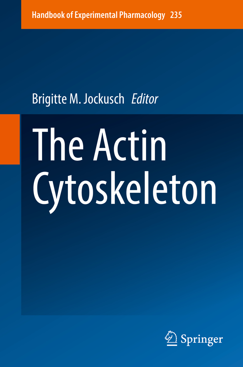 Jockusch, Brigitte M. - The Actin Cytoskeleton, ebook