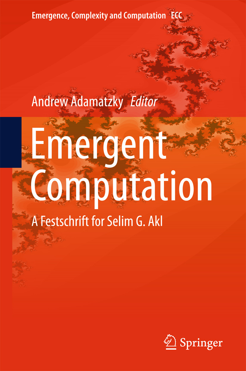Adamatzky, Andrew - Emergent Computation, ebook