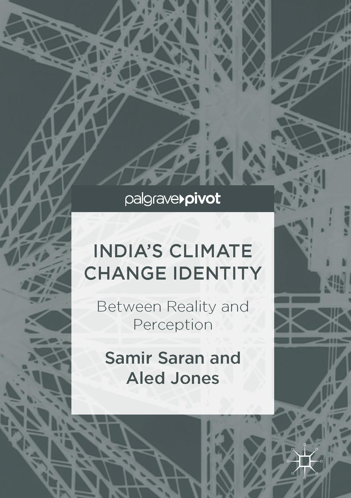 Jones, Aled - India's Climate Change Identity, ebook
