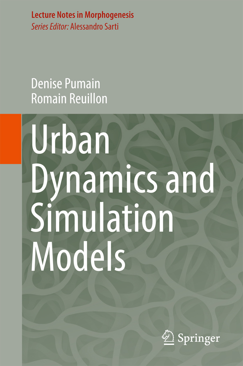 Pumain, Denise - Urban Dynamics and Simulation Models, e-bok