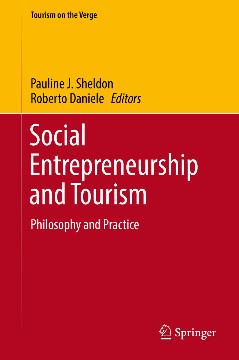 Daniele, Roberto - Social Entrepreneurship and Tourism, ebook