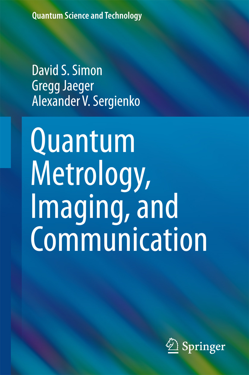 Jaeger, Gregg - Quantum Metrology, Imaging, and Communication, ebook